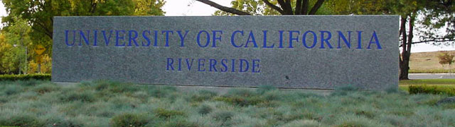 UCR moves up in rankings