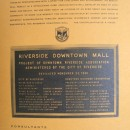 1966 - Pedestrian Mall Dedication***