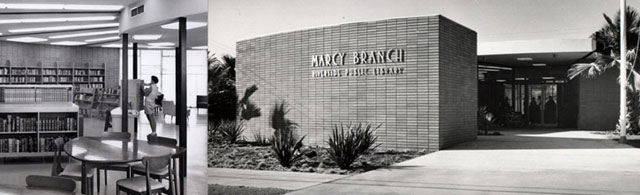 Relocation of Marcy Branch likely