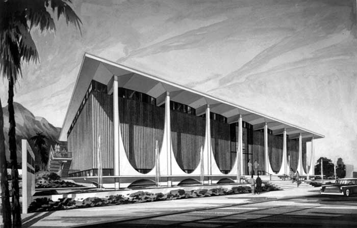 Inland southern california 39 s mid century architecture for Architecture 1960