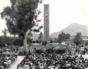 Oct. 1966 – Carillon dedication*