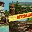 1961 - Greetings from Riverside, Calif.