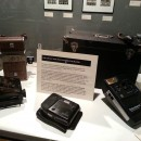 2012 - Instant cameras exhibit at UCR / CMP