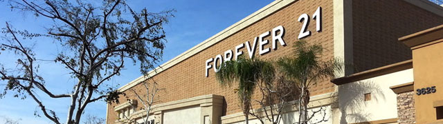 Forever 21 closes Riverside Plaza store
