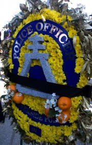 2013 - Honoring a fallen officer