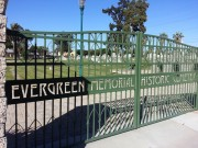 2013 - Evergreen Cemetery