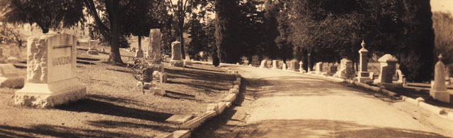 Then & Now: Olivewood Cemetery