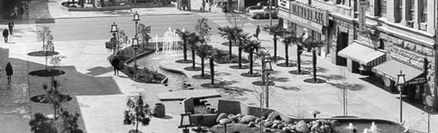 Gallery: Riverside — Pedestrian Mall: 1966-2008