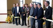 2014 - Ribbon cutting
