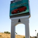 2014 - High Definition Video freeway sign