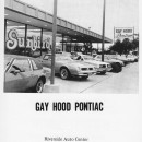 1976 - Gay Hood Pontiac (Arlington yearbook)