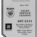 1982 - Helgeson Buick (North yearbook)