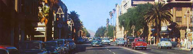 Then & Now – Main at Mission Inn