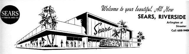 Then & Now – Sears