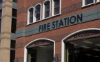 Downtown fire station dedicated